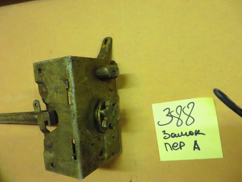 Механизм дверного замка